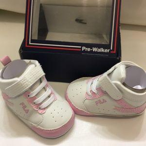 Fila pre walker shoes